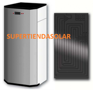 TH200-E KIT SOLAR TERMODINAMICO HASTA 5 PERSONAS